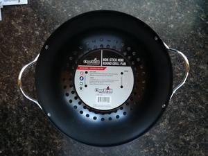 Mini Grill Wok Non Stick Mini Grill Wok Non Stick Posot