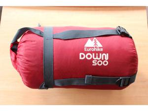 Eurohike Down 500 Mummy Sleeping Bag in Havant