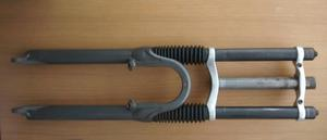 "Mountain bike front suspension 26"" disc brake compatible"