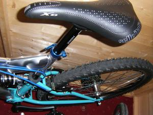 mountain bike full supension