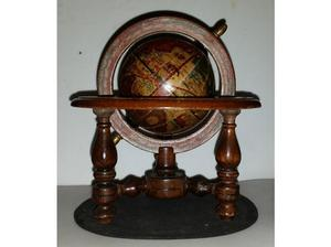 vintage Old World Small Globe Desk Display in Colchester