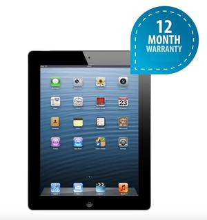 Apple iPad 2 32GB, Wi-Fi, 9.7in - Black iPad EXCELLENT