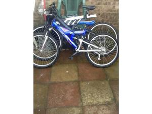 Bikes that have been used in North Shields