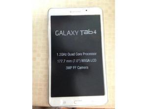 Brand new Samsung Galaxy Tab 4 in Truro