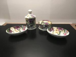 China Bathroom/Bedroom 4 Piece Set