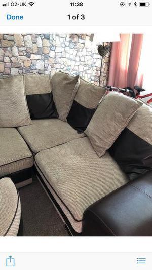 Dfs corner settee