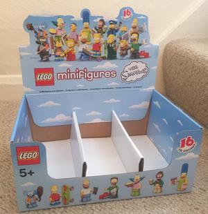 Job lot of 48 empty Lego Minifigure cases / boxes