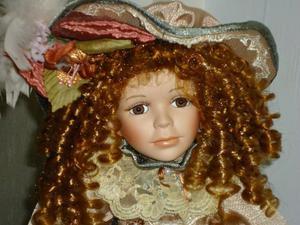Kightsbridge porcelain doll