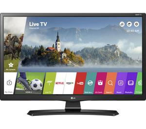 "LG 28MT49S 28"" Smart LED TV - Black DAMAGED BOX"