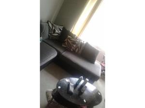 Lovely like new corner couch and chair for sale in Wigan