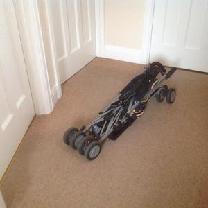 McLaren buggy