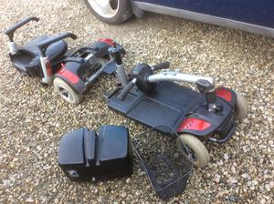 Mobility Scooter with new batteries in VGC