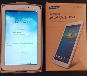 Samsung Galaxy Tab 3 SM-TGB, Wi-Fi, 7in - White