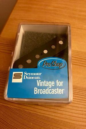 Seymour Duncan vintage broadcaster for telecaster