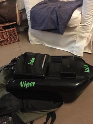 Viper icon bait boat