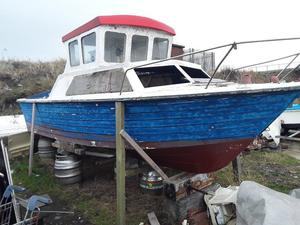 22ft boat project