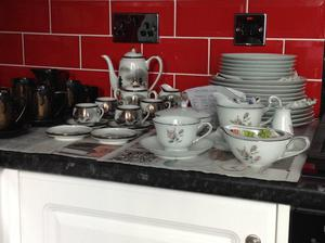 A Large Collection of 'Noritake' China