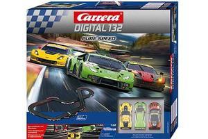 Carrera Digital 132 Pure Speed Item#  8 Meters of