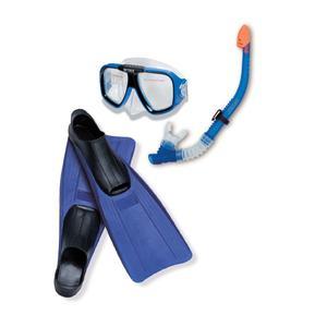 Diving Set Aviator Sport Intex  Diving Goggles,