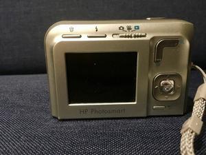 HP PhotoSmart MMP Digital Camera - Silver 3x Optical Zoom with 1GB SD Card