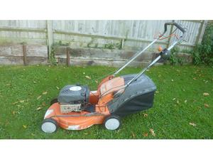 Husqvarna large 21' cut petrol mower cost over £500 in