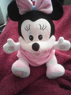 Minnie Mouse Teddy Bundle
