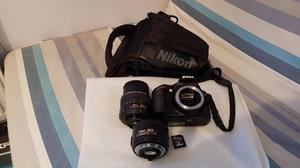 Nikon dmm 1.8 lens +  lens +32gb-mem