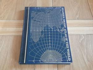 Readers Digest Altlas of the world Hardback Book