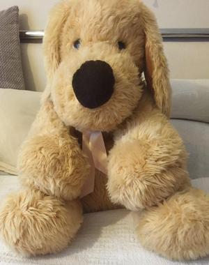 Vintage Beautiful big john lewis soft cuddly dog 31 inches l