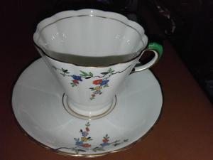 Vintage Cup and Saucer,