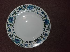 Vintage Midwinter Plate