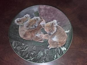 Vintage Royal Doulton Koala Bear Plate