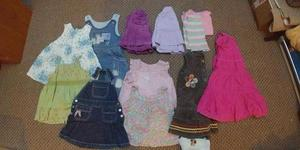 mth Baby Girl Clothes Bundle - Lincoln