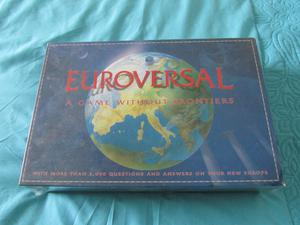 Brand new sealed Euroversal Board Game