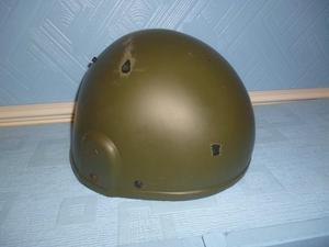 British Army Military GS MK6 Combat Helmet Dated