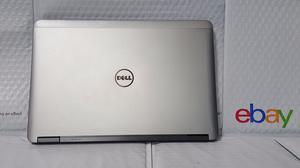 Dell Latitude E Laptop Intel iU 256GB SSD 8GB RAM