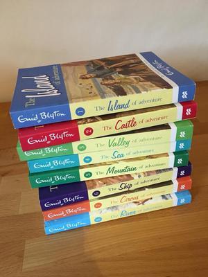 Enid Blyton - The Adventure Series