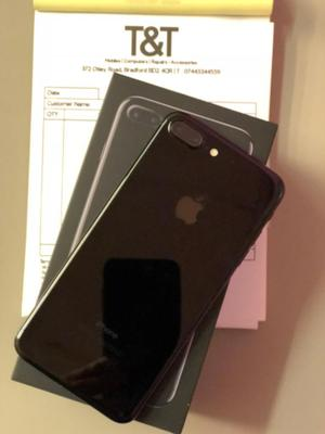 Iphone 7 Plus 256gb Matt Black Posot Class Jetblack Jet Unlocked Work Any Sim With Apple Warranty Tt
