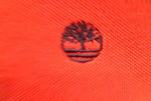 Timberland T-Shirt – Red Stripes - Used: Size 2XL