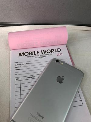 IPhone 6 Plus 16GB Silver, good condition. Unlocked to all Networks