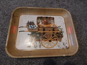 OLD COCA COLA TRAY FROM CANADA