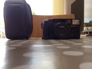 Pentax zoom 70s film camera