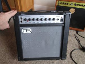 RB-15R Guitar amp.