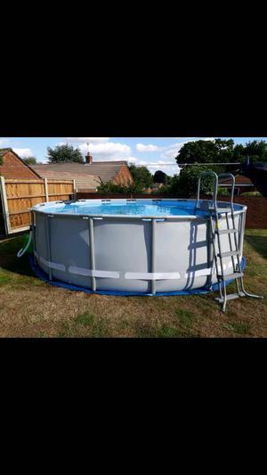 Swimming pool bestway 16ft