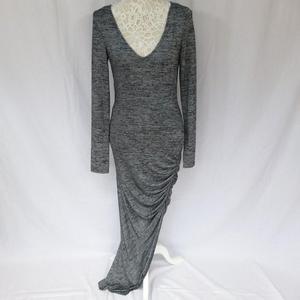 Woman's Ally maxi body con dress size Small