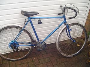 Mans road Racing Bike 27 inch wheels
