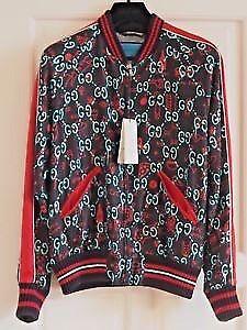 Men's Gucci Ghost windbreak jacket size large