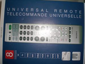 NEW SONY UNIVERSAL REMOTE CONTROL