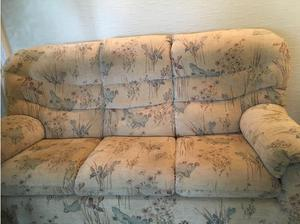 Sofa (must go soon) in Eastbourne