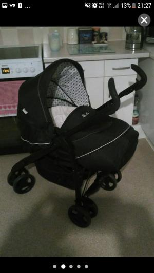 Special edition silver cross 3d travel system pram for sale